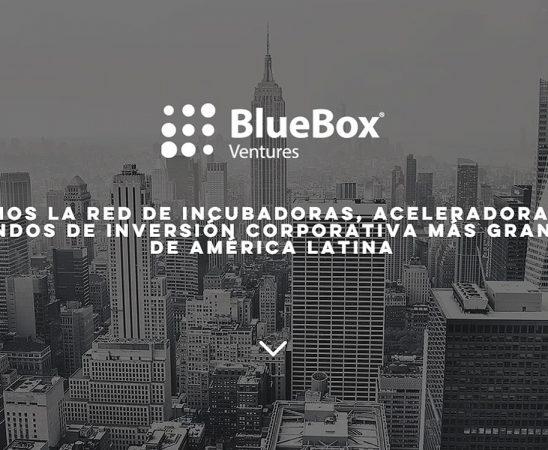 Abierta Convocatoria BlueBox Ventures Latam 2017
