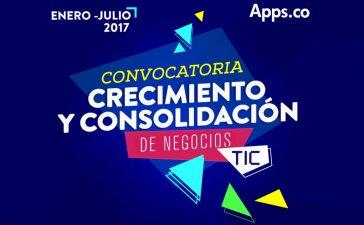 Convocatoria crecimiento y consolidación de negocios TIC